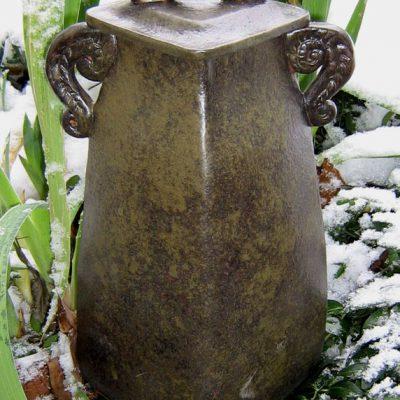 Art Nouveau Urn