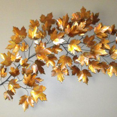 Copper Maple Branch
