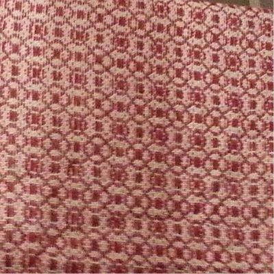 Overshot Wool Sofa Blanket