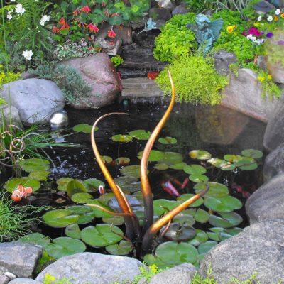 Secret Garden Pond
