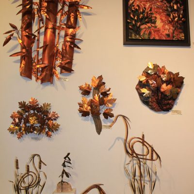 Studio Wall Display