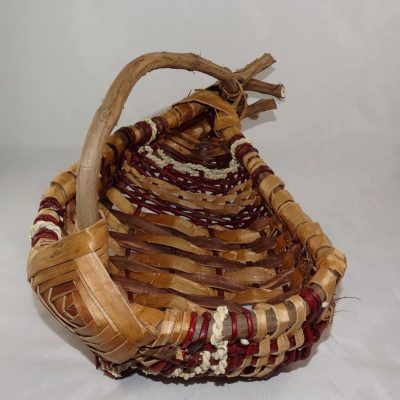 Asymmetrical Basket