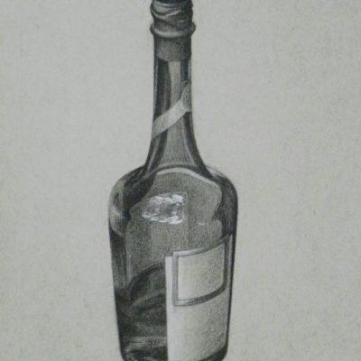 Calvados Bottle