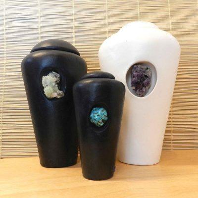 Crystal Urns