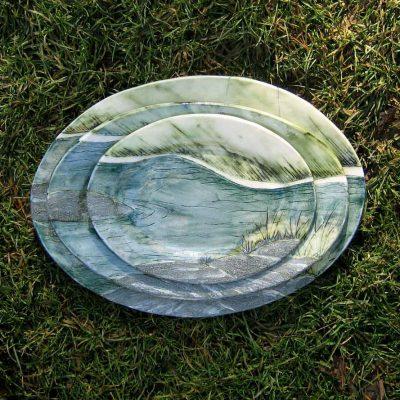 Quiet River Platters