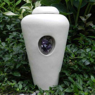 amethyst urn