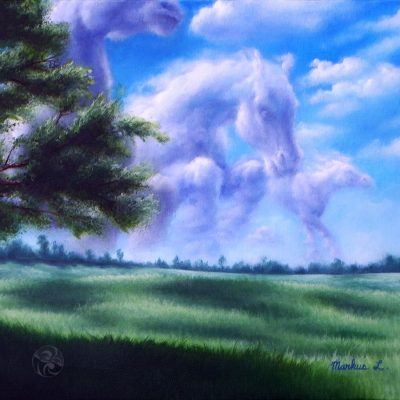 Cloud Horses 2