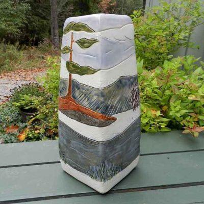 pine-tree-urn