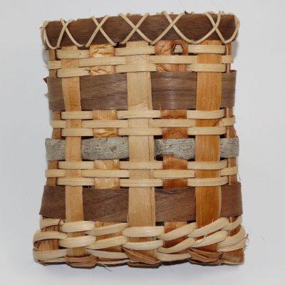 pouch basket