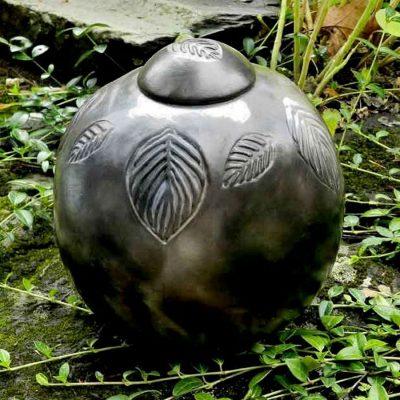 smoke-fired-globe-urn