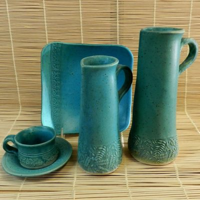 turquoise wares