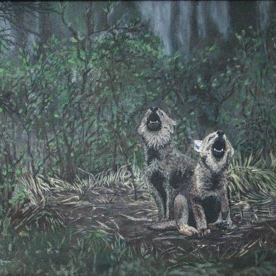 Howling Pups