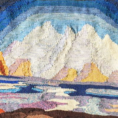 Lawren Harris Tapestry