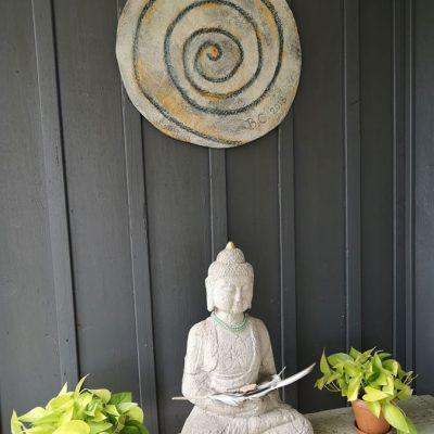 Mandala I budha