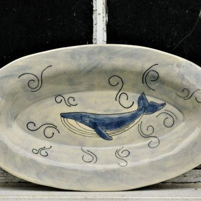 whale platter