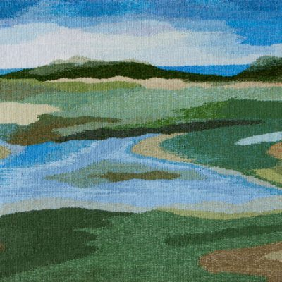 Nova Scotia Estuary Tapestry
