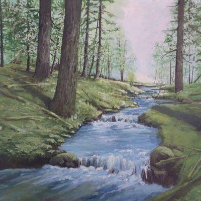 Springs Flow